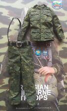DAMTOYS Russian Airborne Troops Natalia BDU Shirt & Pants loose 1/6th scale