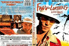 Fear and Loathing in Las Vegas ~ New DVD ~ Johnny Depp, Cameron Diaz (1998)