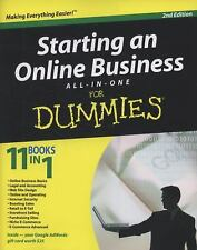Starting an Online Business All-in-One Desk Reference For Dummies-ExLibrary