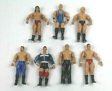 WWE Figurines Bulk Lot x 7