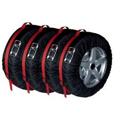 Universal Car Spare Tire Wheel Protection Cover Storage Bag Carry Tote 16-20''