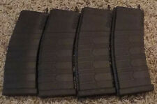 Airsoft - G&G M4/M16 Mid-Cap Mags 120rd(4-pack) - EXTREMELY LIGHT USE/NOT USED