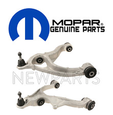 For Dodge Ram 1500 Pair Set of Front Driver & Passenger Lower Control Arms Mopar