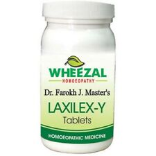 2 X Homeopathic Wheezal Laxilex-Y 30 Tablets Indigestion & Gastritis Free Ship