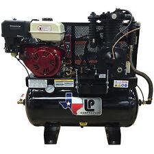 NEW! 13 HP Portable Gas Truck Mount Air Compressor 30 Gallon, Electric Start !!