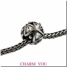 AUTHENTIC  TROLLBEADS 12301 Crystal Triangles