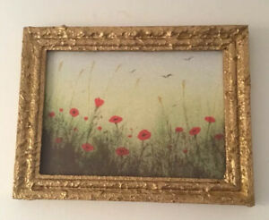 Dolls House Framed Print By Norman D Whiting