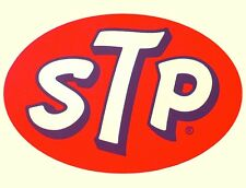 """TIN SIGN """"STP"""" Gas Oil  Signs  Rustic Wall Decor"""