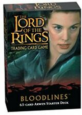 LOTR TCG Bloodlines Arwen Starter Deck Box SEALED