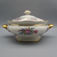 Castleton Fine China Castleton Rose Covered Serving Bowl