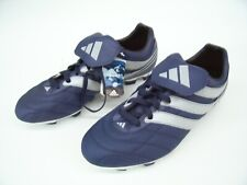 ADIDAS MENS FOOTBALL SOCCER BOOTS SHOES SCISSION TRX FG BLUE SILVER SIZE 13