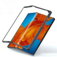 For Huawei Mate XS / X 5G Luxury Folding Phone Bumper Frame Border Case Cover