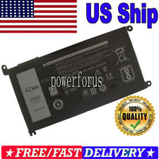 42Wh WDX0R Battery For Dell Inspiron 15 5565 5567 5568 5578 7560 7570 7579 7569