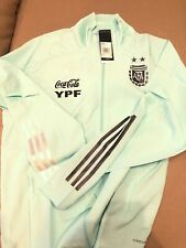 RARE Adidas AFA Argentina Presentation Mint 2020 Jacket (XL) Aeroready