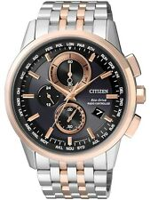 CITIZEN AT8116-65E Eco-Drive Radio Controlled Perpetual Mens Watch RRP $950.00