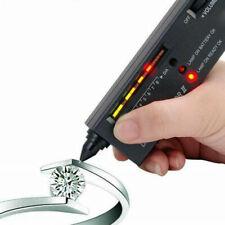 Diamond Moissanite Tester Selector LED Indicator Jewelry Gemstone Detector Tools