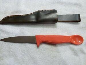 """Gerber Fisher 8 """"Coho"""" Filet Knife Vintage Portland Oregon USA"""