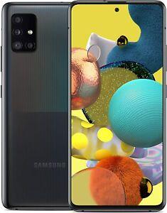 Samsung Galaxy A51 5G 🔥GSM Unlocked🔥 128GB Black AT&T T-Mobile Metro