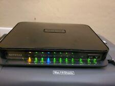 Netgear N600 300 Mbps 4-Port Gigabit Wireless N Router (WNDR3700)
