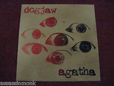 AGATHA / DOGJAW LP Olympia WA RVIVR Erica Freas Shorebirds Hooky Son Skull