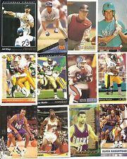 Huge Lot (50) Diff 1993 University of Arkansas Razorbacks Alumni Cards NO DUPES!