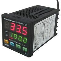 MYPIN TA4-SNR PID Temperaturregler mit 1 Alarm GY