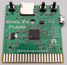 Kung Fu Flash Commodore C64 Flash Cart Cartridge