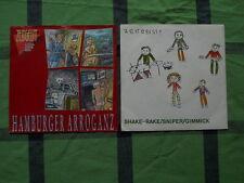 7 - Sammlung ZEITGEIST Hamburger Arroganz & Shake rake Sniper Gimmick