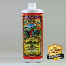 FoxFarm Big Bloom 1 Quart qt 32oz - liquid foxfarm nutrients Free Shipping