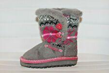 New Girls Toddler Skechers 88819N Keepsakes- Peaceful Boot Black W22
