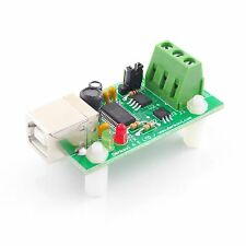 USB - 1 Wire Convertitore : FT232RL & DS2480B chipset + DS18S20 sensor