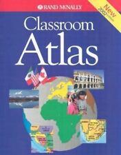 Rand Mcnally Classroom Atlas [ rand mcnally ] Used - Good