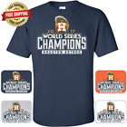World Series Champions Houston Astros T-Shirt