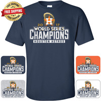 World Series Champions Houston Astros T-Shirt