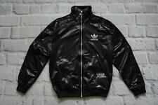 Adidas Jacket Vintage Wetlook Tracksuit Top Chile62 Track   Shiny  size M
