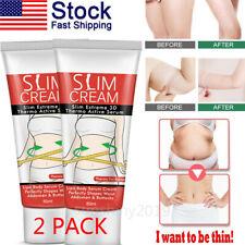 2PCS ELAIMEI Slim Cream Slimming Body Weight Loss Fat Burning Anti-Cellulite