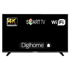 "Digihome 49298UHDDLEDCNTD 49"" 4K Smart Tv DLED UHD With Freeview Play"