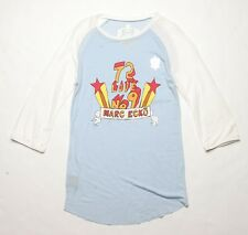 Red by Marc Ecko Baseball Jersey Tee (M) Sky Blue ERO-90111