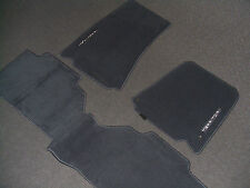 CARPET MATS FORD TERRITORY ( BLACK)  GENUINE FORD PART