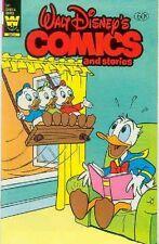 WALT Disney 's Comics & Stories # 501 (Barks) (USA, 1983)