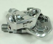 Wellgo RC-713 Road Bike Pedals w/2 WPD-98 Cleats