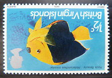 BRITISH VIRGIN ISLANDS 1975 ½c Fish INV/WMK SG330w U/M SALE PRICE BN 816