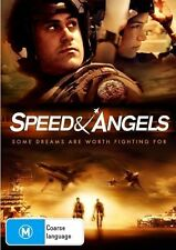 Speed and Angels (DVD, 2009)-REGION 4-Brand new-Free postage