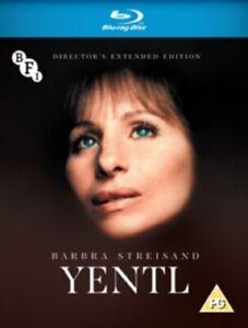 Yentl (Barbra Streisand, Mandy Patinkin) Limited Edition New Region B Blu-ray