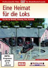 DVD Eine Heimat für die Loks MIBA
