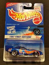 1997 Hot Wheels #509 - 1997 First Editions 1/12 : Firebird Funny Car - 16662