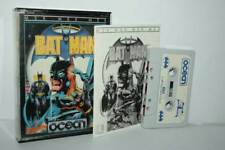 Bat man Ocean Game Used Excellent msx 64k Edition European fr1 55357