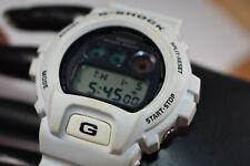 Casio G Shock White Watch DW 6900FS-8 NEW BATTERY!