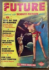 Future Science Fiction  -1950's Science Fiction Comic