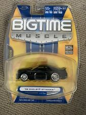 JADA BIGTIME MUSCLE 1:64 '08 SHELBY GT-500KR NEW